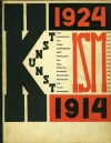 Lissitzky, El (ed.) - Die Kunstismen / Les ismes de l´art / The isms of Art.